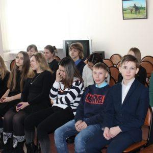 Есенин в год молодёжи