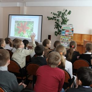 Программа «Библиоэко – библиотека и экология»