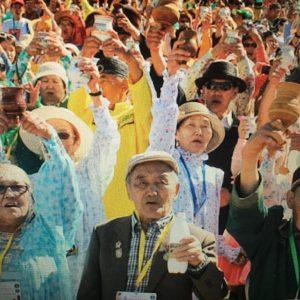 С якутским летним праздником Ысыах!