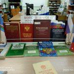 Основной закон страны - Конституция Российской Федерации